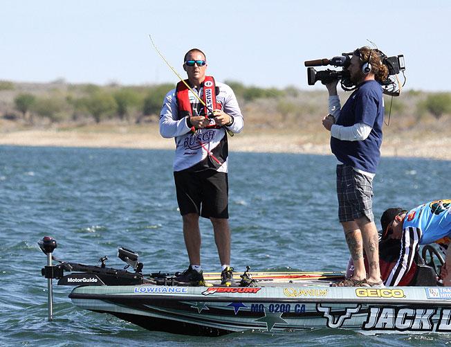 Win a major league fishing bass pass from insight for Major league fishing com