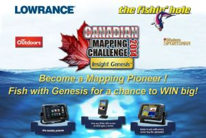 Fishing Hole Canada Contest Screen Shot