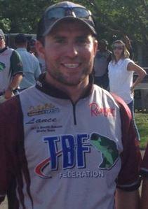 Lance Hildebrandt  TBF June winner