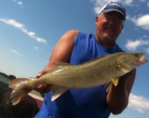 Paul Stark-Big Walleye