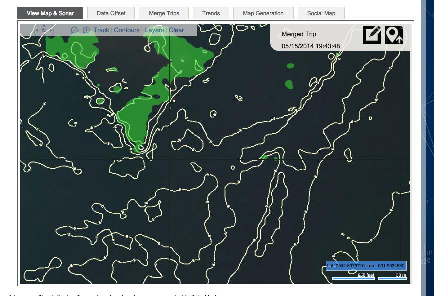 Miller-Ice Fishing Vegetation Map