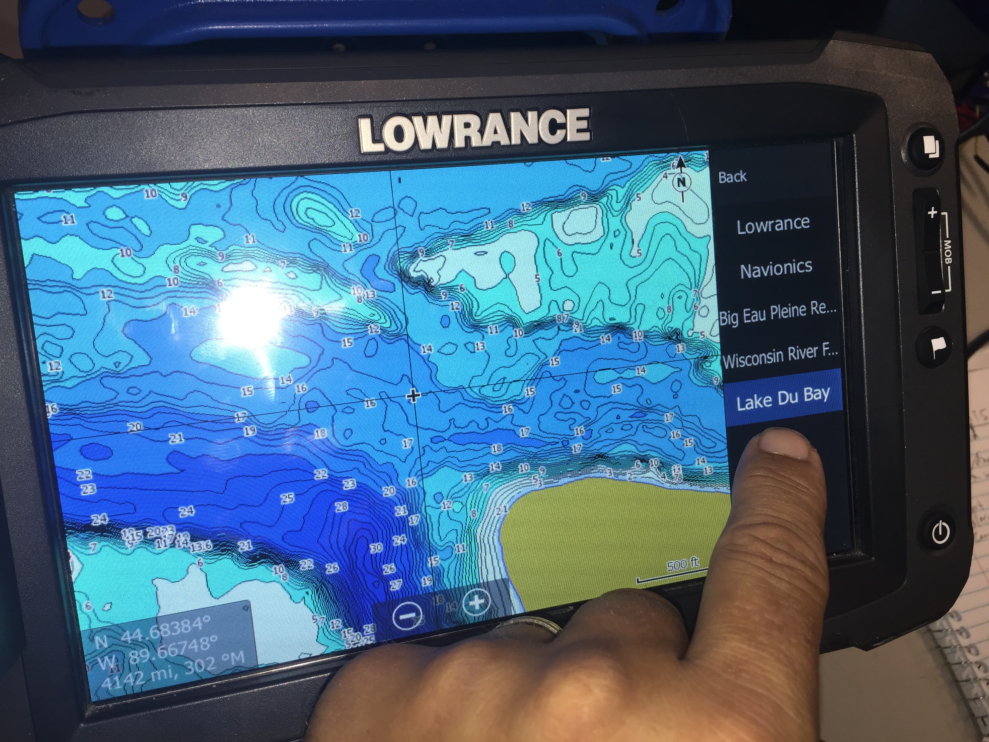 How to use multiple Insight Genesis maps on your sonar/GPS unit (new Insight Maps on